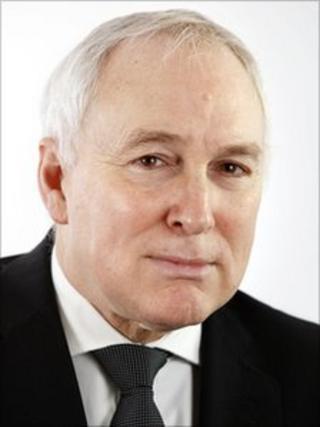 Professor James Barbour