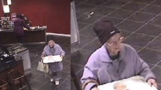 CCTV image of missing Nellie Herriot