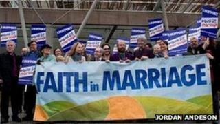 Faith in Marriage group
