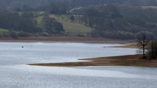 Bewl Water - April 2012
