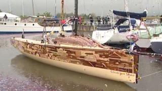 Collective Spirit - the Olympic boat