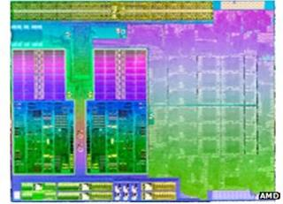 AMD's Trinity chipset
