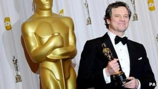 King's Speech star Colin Firth
