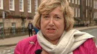 Cabinet Member for Peterborough Children's Services Sheila Scott