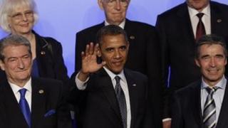 President Obama at Nato summit in Chicago