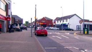 The Antrim Road