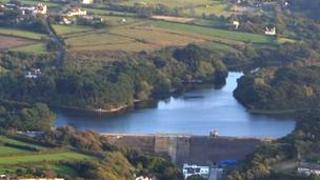 St Saviour's reservoir