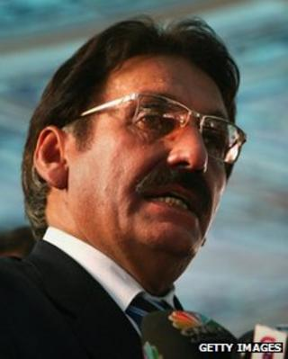 File picture of Iftikhar Chaudhry (March 2007)