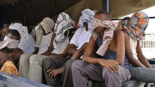 al-Shabab suspects