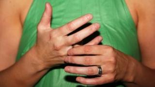 Woman's hands (generic)