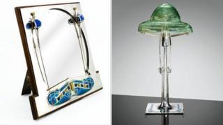 Archibald Knox designs