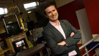 BBC Business Editor Robert Peston