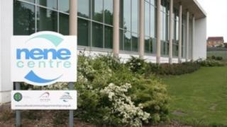Nene Centre in Thrapston