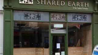 Shared Earth shop