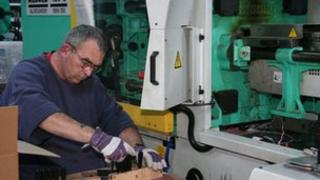 Moorland Plastics employs people with learning difficulties or physical disabilities
