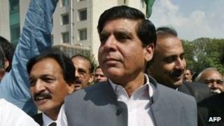 File photo of Raja Pervez Ashraf