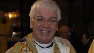 The Reverend Chris Newlands