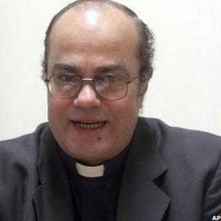 File photo of Fernando Bargallo from 2009