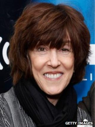 Nora Ephron in April 2012