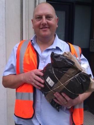 Postman Paul Robinson