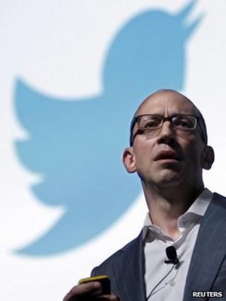 Twitter chief executive Dick Costolo