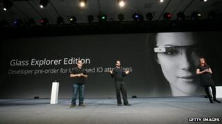 Google publicises the Glass Explorer edition