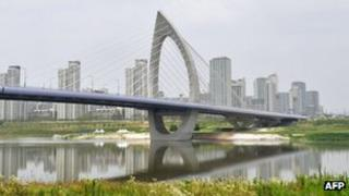 File photo: Sejong City, south of Seoul