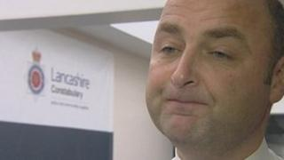 Assistant Chief Constable Tim Jaques, Lancashire Police