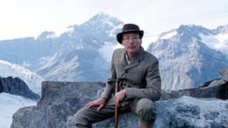 Stephen Venables on The Matterhorn