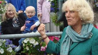 Duchess with Bailey Bevan