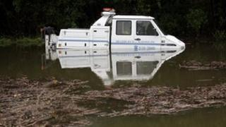 Flooding in Wales