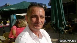 PC Ian Dibell