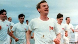 Chariots of Fire opening scene