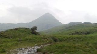 Cnicht mountain
