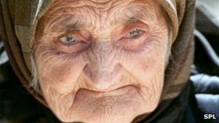 104-year-old woman