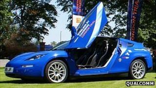 Delta Motorsports E4 coupe