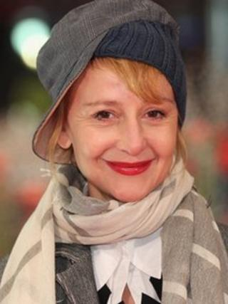 Susanne Lothar at the 61st Berlin International Film Festival, 16 February 2011