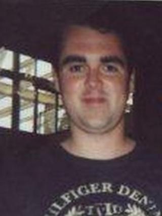 Missing man Dean Patton