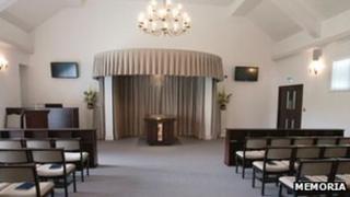 Cardiff and Glamorgan Crematorium