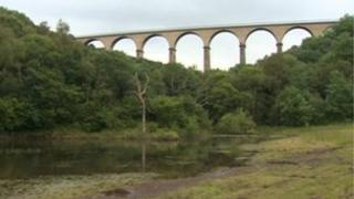 Hownsgill viaduct