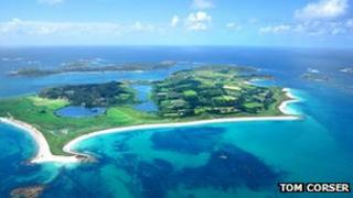 Tresco, Isles of Scilly. Pic: Tom Corser