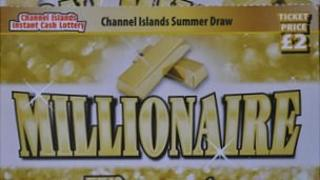 Channel Islands Summer Draw lottery tickets