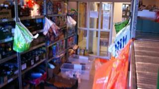 Food Bank Newtownards