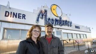 The Moondance Diner