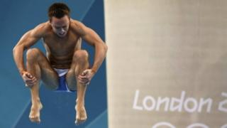 GB diver Tom Daley