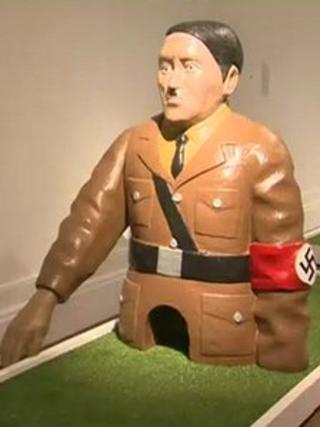 Adolf Hitler artwork