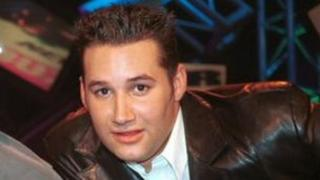 Dane Bowers on Never Mind the Buzzcocks in 1999