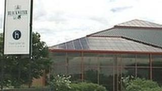Blackwater Leisure Centre