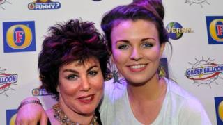 Celebrity judge Ruby Wax said Aisling Bea was a stand-out winner