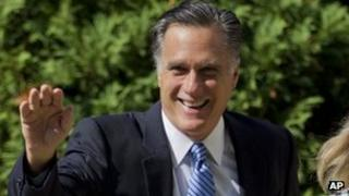 Mitt Romney. Photo: 26 August 2012